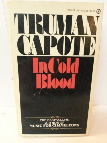 9780451121981: Capote Truman : in Cold Blood (Signet)