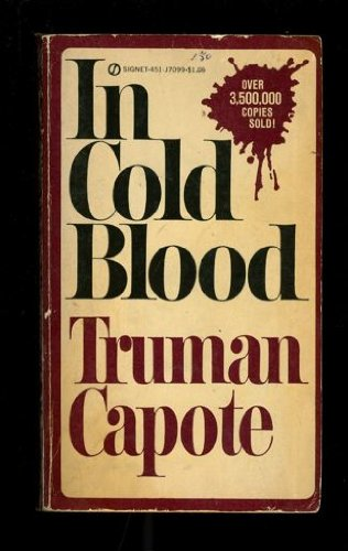 9780451121981: In Cold Blood (Signet book)