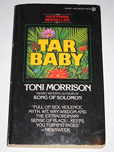 Tar Baby (Signet): Morrison, Toni