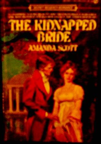 The Kidnapped Bride: Scott, Amanda