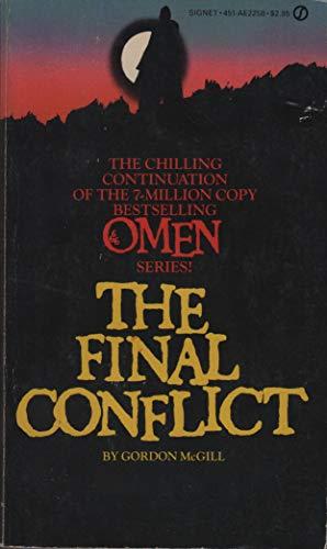 9780451122582: The Final Conflict: Omen 3 (Omen III)
