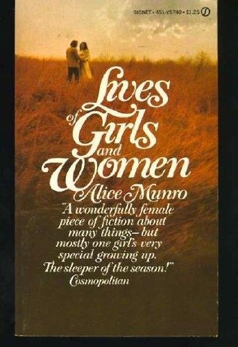 book lives of girls and women - 343×500