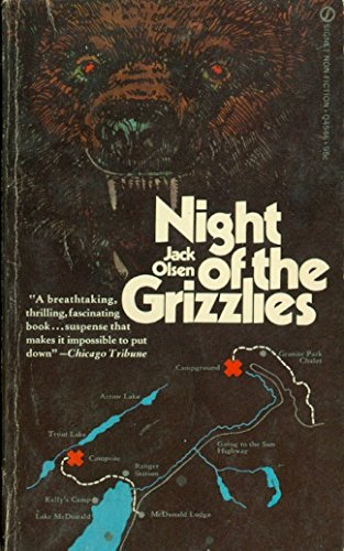 Night of the Grizzlies (Signet)