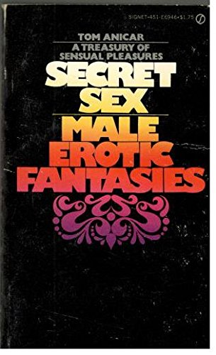 9780451123060: Secret Sex: Male Erotic
