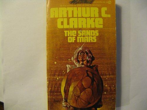 The Sands of Mars (Signet): Arthur C. Clarke