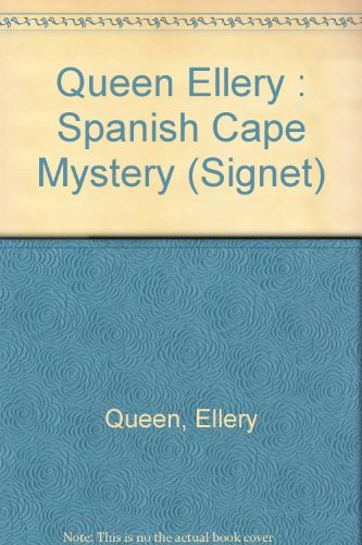 9780451124067: The Spanish Cape Mystery (Signet)