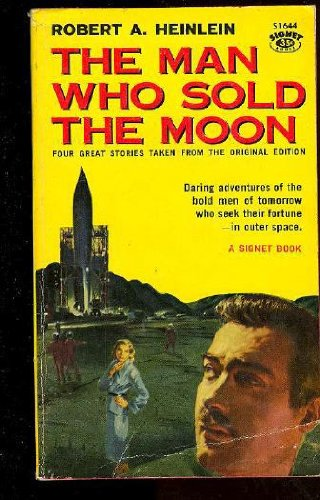 9780451124258: The Man who Sold the Moon