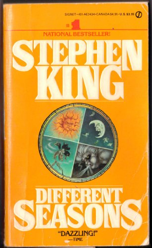 Different Seasons (Signet): King, Stephen