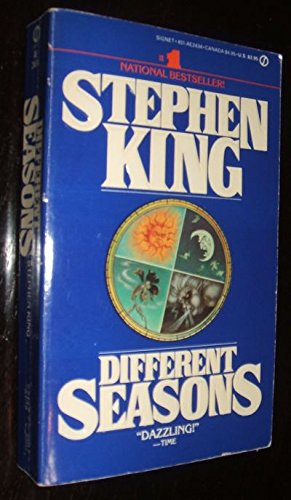 9780451124340: Different Seasons (Signet)