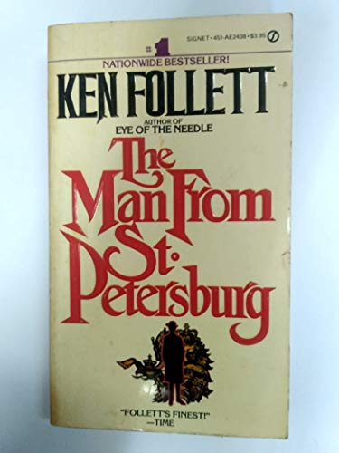 9780451124388: Follett Ken : Man from St.Petersburg (Signet)