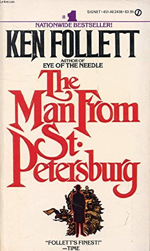 9780451124388: The Man from St. Petersburg (Signet)