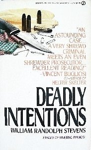9780451125187: Deadly Intentions