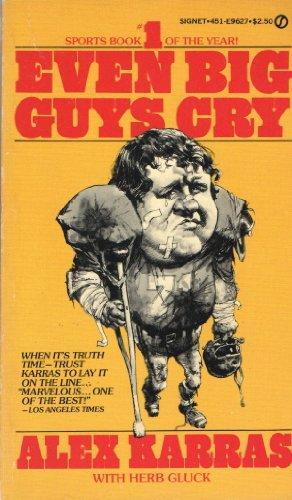 9780451125293: Even Big Guys Cry