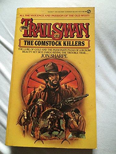9780451125682: Trailsman 023: Comstock