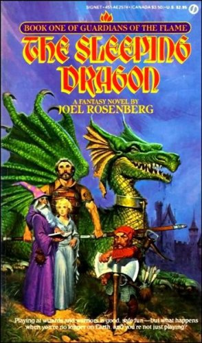 The Sleeping Dragon (Guardians of the Flame): Joel Rosenberg