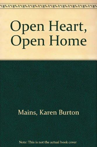 9780451126412: Open Heart, Open Home