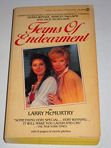 9780451126511: Mcmurtry Larry : Terms of Endearment (Signet)