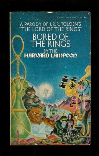 BORED OF THE RINGS: HARVARD LAMPOON