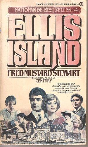 9780451126719: Stewart Fred Mustard : Ellis Island (Signet)
