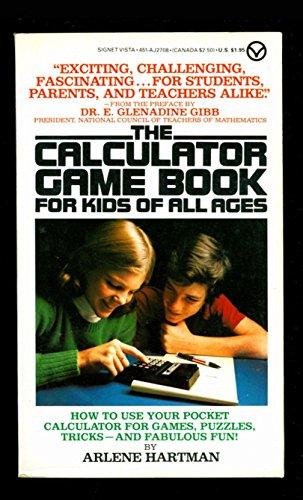 9780451127082: The Calculator Game Book