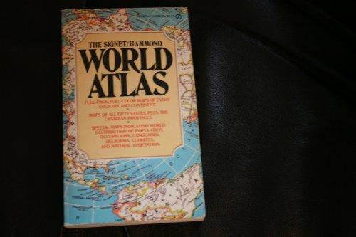 9780451127938: World Atlas, The Signet Hammond