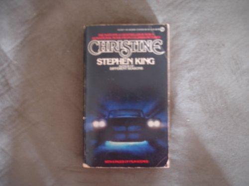 9780451128386: Christine (Signet)