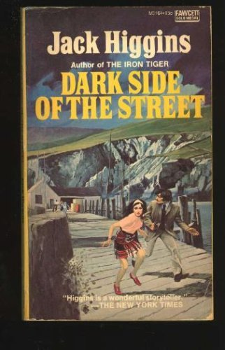 9780451128614: Dark Side of the Street (Signet)