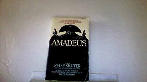 9780451128935: Shaffer Peter : Amadeus (Film Tie-in) (Signet)