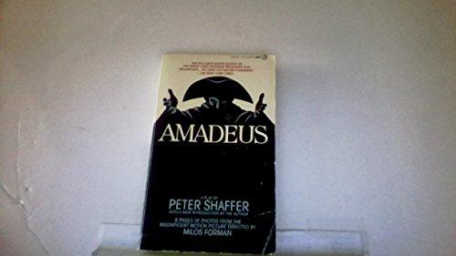 9780451128935: Amadeus (Signet)