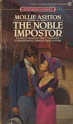 9780451129154: The Noble Impostor