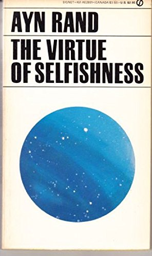 9780451129314: Rand Ayn : Virtue of Selfishness (Signet)