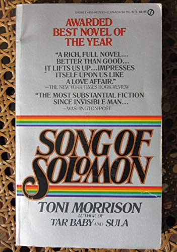 9780451129338: Song of Solomon