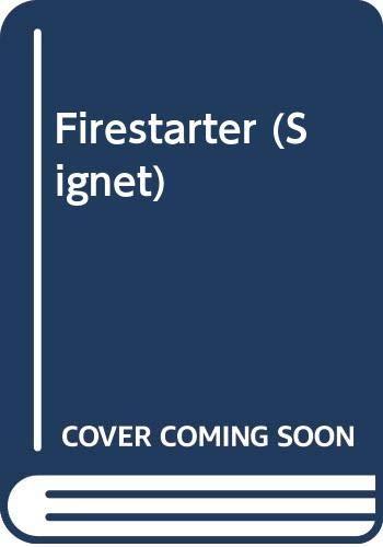 9780451129420: Firestarter (Signet)