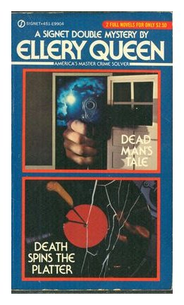 9780451129789: Dead Man's Tale and Death Spins the Plate (Signet Double Mystery)
