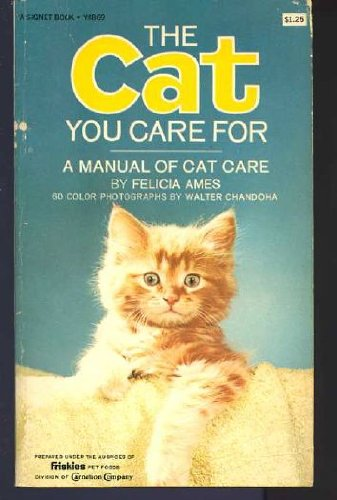 9780451130419: The Cat You Care For