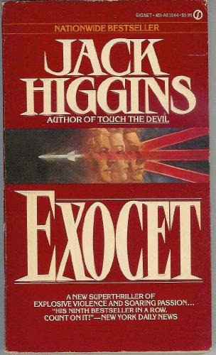 9780451130440: Higgins Jack : Exocet (Signet)
