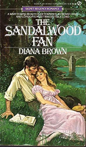 9780451130525: The Sandalwood Fan
