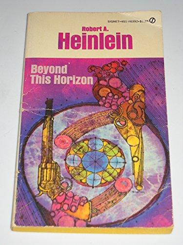 9780451130877 Heinlein Robert A Beyond This Horizon Signet