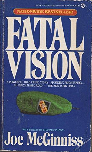 9780451130983: Mcginniss Joe : Fatal Vision (Signet)