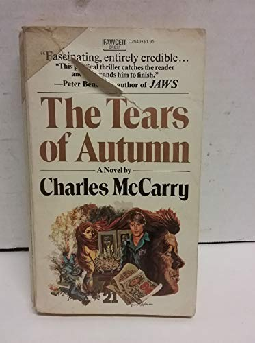 9780451131287: Mccarry Charles : Tears of Autumn (Signet)