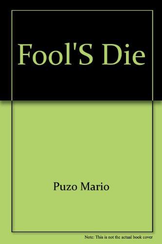 9780451131492: Fool's Die