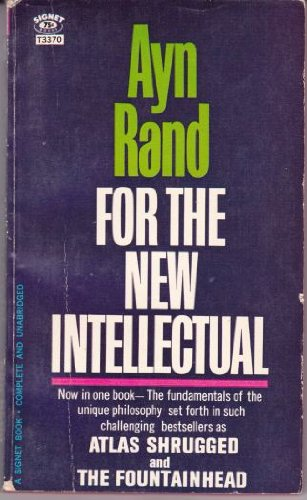 9780451131812: Rand Ayn : for the New Intellectual (Signet)