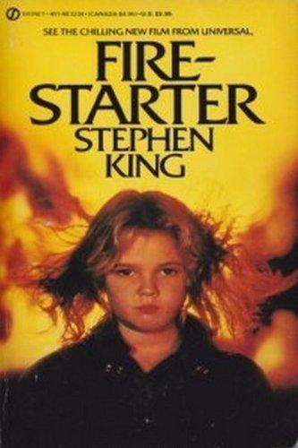 an analysis of the firestarter novel by stephen king