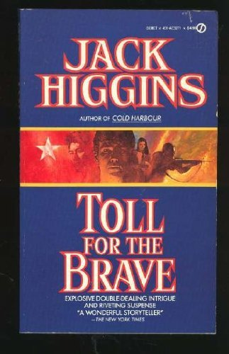 9780451132710: Toll for the Brave