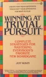 Winning at Trivial Pursuit (0451132971) by Jeff Rovin