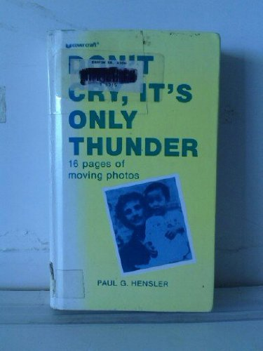 9780451133335: Don't Cry, It's Only Thunder