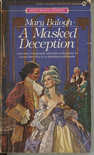 9780451134059: A Masked Deception