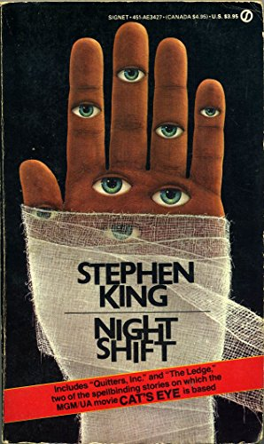 Night Shift by Stephen King - AbeBooks