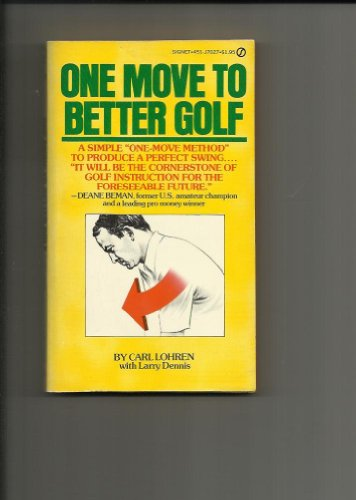 9780451134288: One Move to Better Golf (Signet)