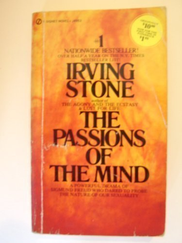 Passions of the Mind (Signet): Irving Stone